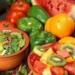 Consume las frutas adecuadas y con una dieta equilibrada